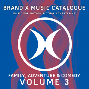 Brand X Music: Family, Adventure & Comedy Vol. 03