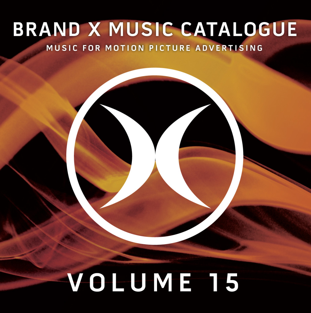 Brand X Music Volume 15 Now Available to the Public