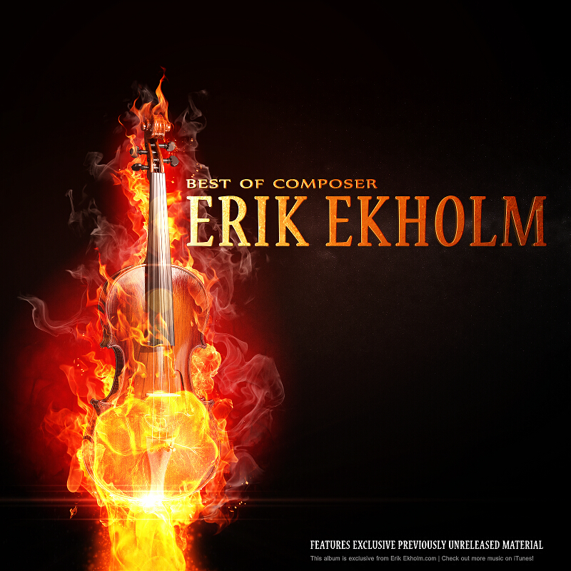 Best of Composer Erik Ekholm