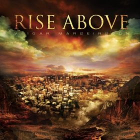 Rise Above Cover Art Veigar Margeirsson