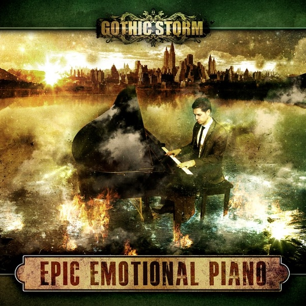Gothic Storm: Epic Emotional Piano & Epic Emotional Strings