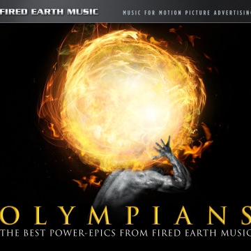 Fired Earth Music: Olympians