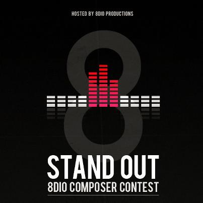 8Dio Stand Out Contest