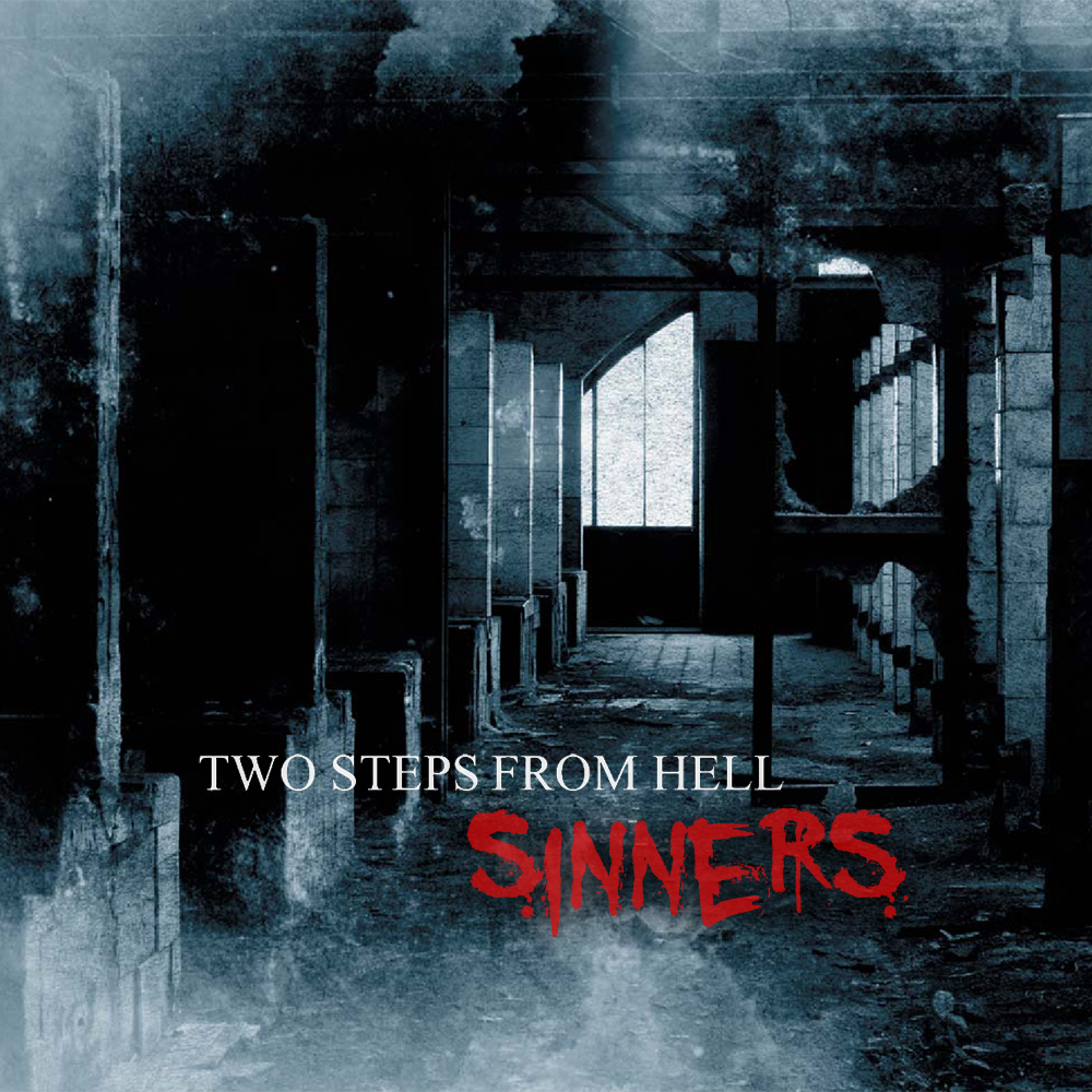 Teddy Bear Music's Sinners Now Distributed by Two Steps From Hell
