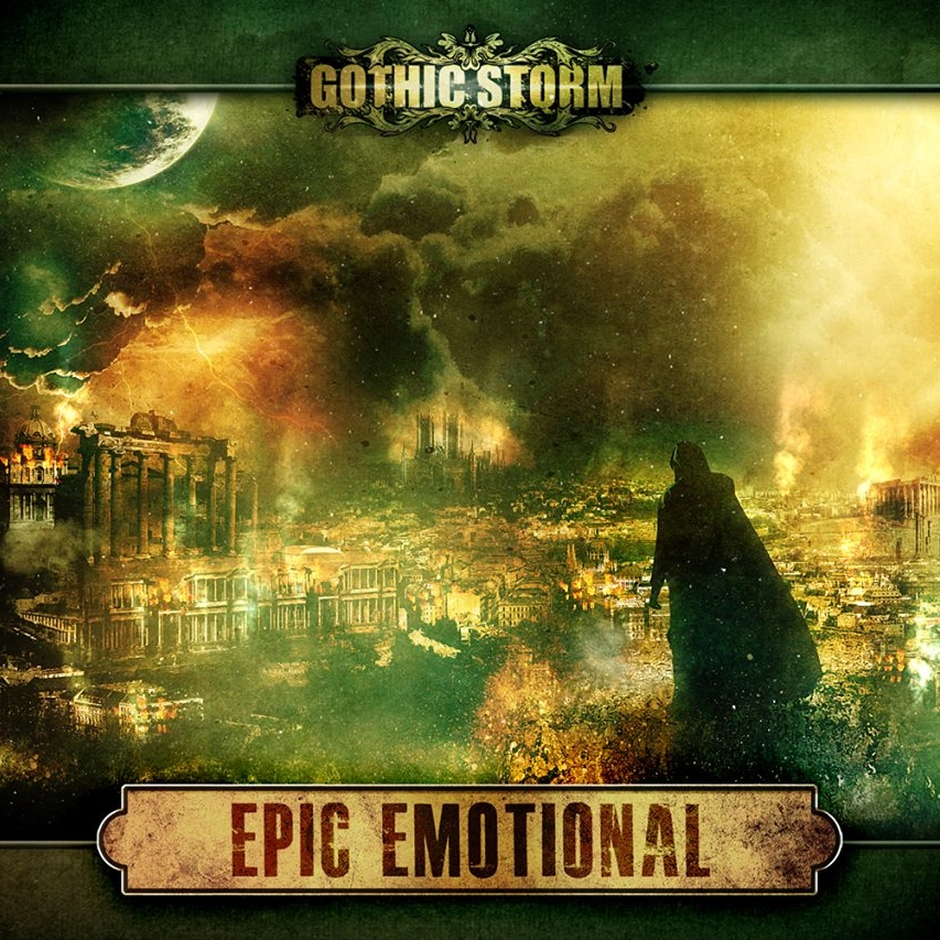 Gothic Storm's Epic Emotional Albums Now Available to the Public