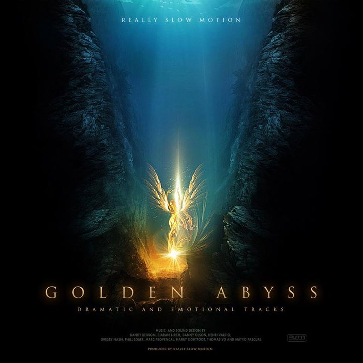 Really Slow Motion: Golden Abyss