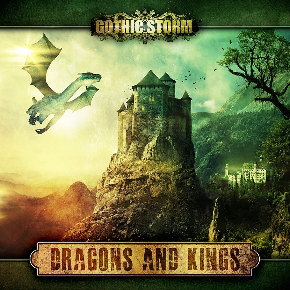 New Gothic Storm Releases: Dragons, EDM and Emotions are Here