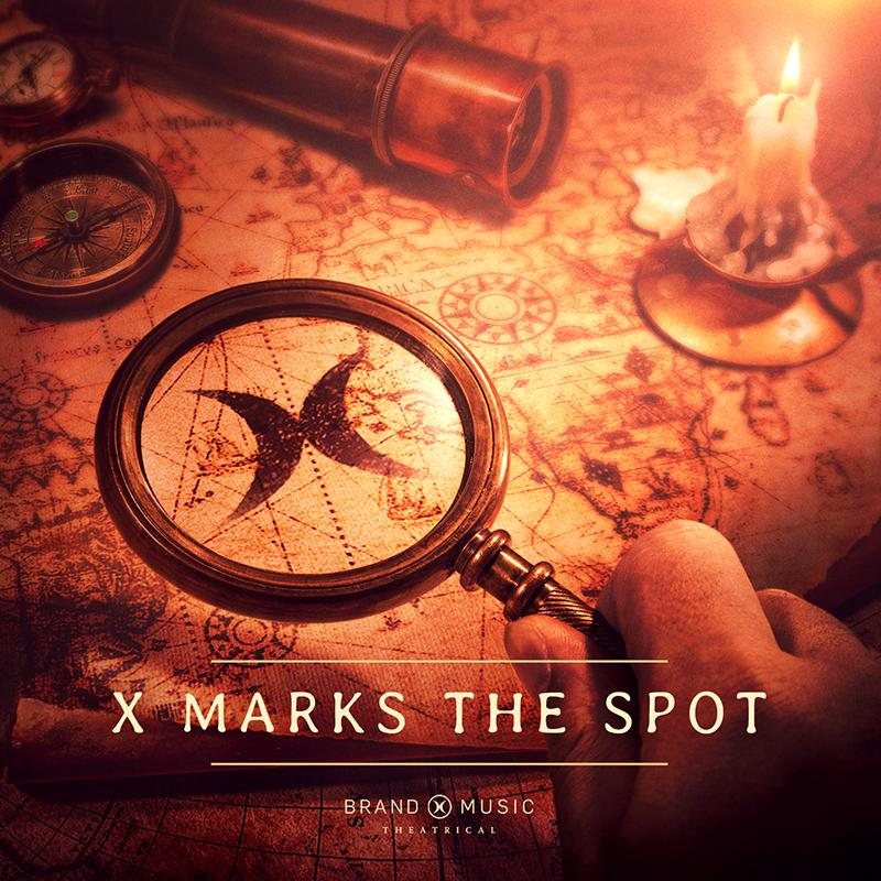 The Latest Epic Releases From Brand X Music: 'X Marks The Spot' and 'Epyllion'