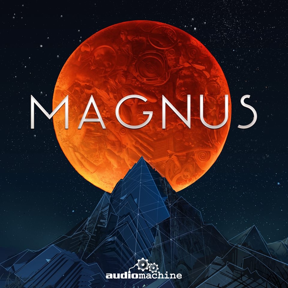 audiomachine' New Public Release 'Magnus'