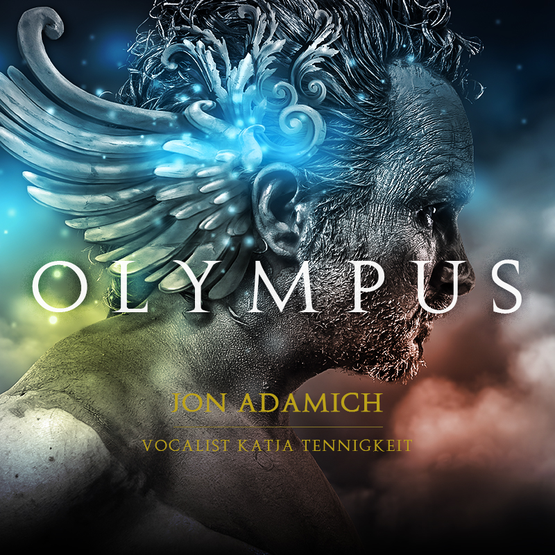Jon Adamich's Album 'Olympus' Now Available for Public Purchase