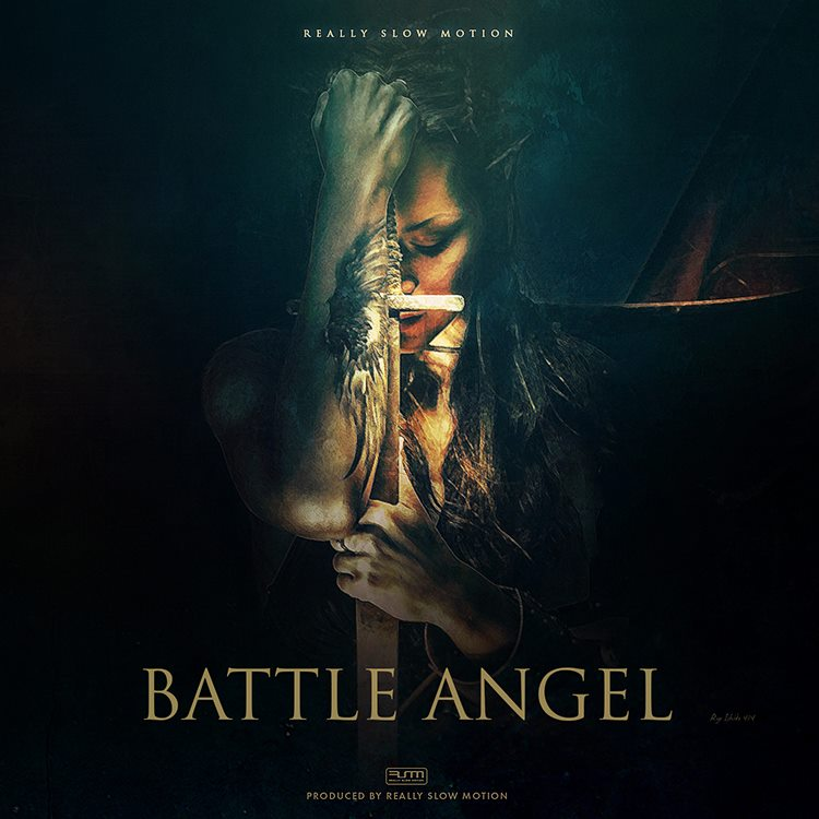 Battle Angel: Really Slow Motion's New Public Compilation