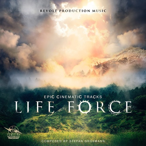Revolt Production Music: 'Life Force' and 'Evolution'