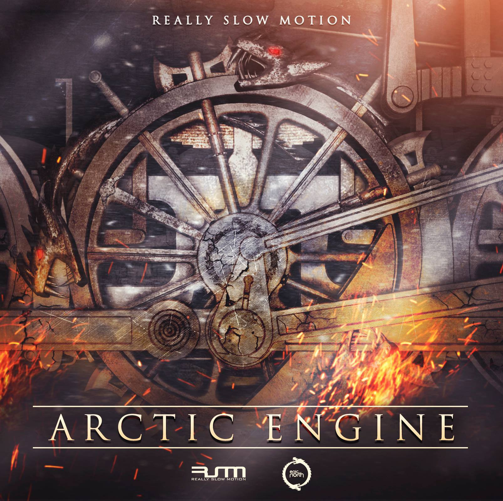 Epic North & Really Slow Motion's Fourth Collaboration, Arctic Engine